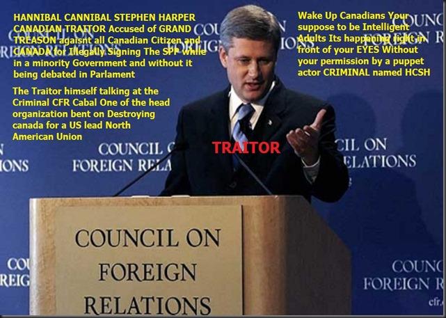 HCSH Traitor