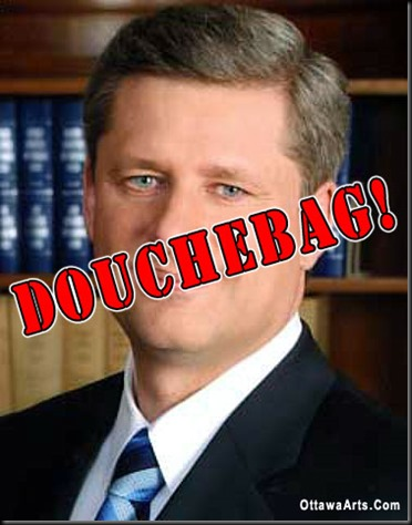 StevenHarper_douchebag